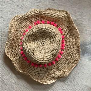 Hat Attack Raffia Packable Sun Hat